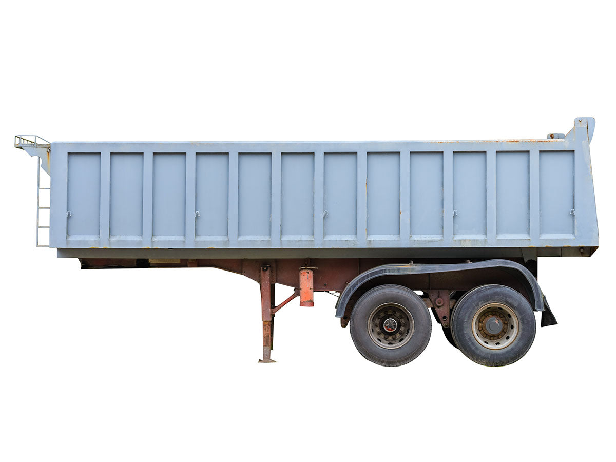 Image of a trailer in need of a tarp system
