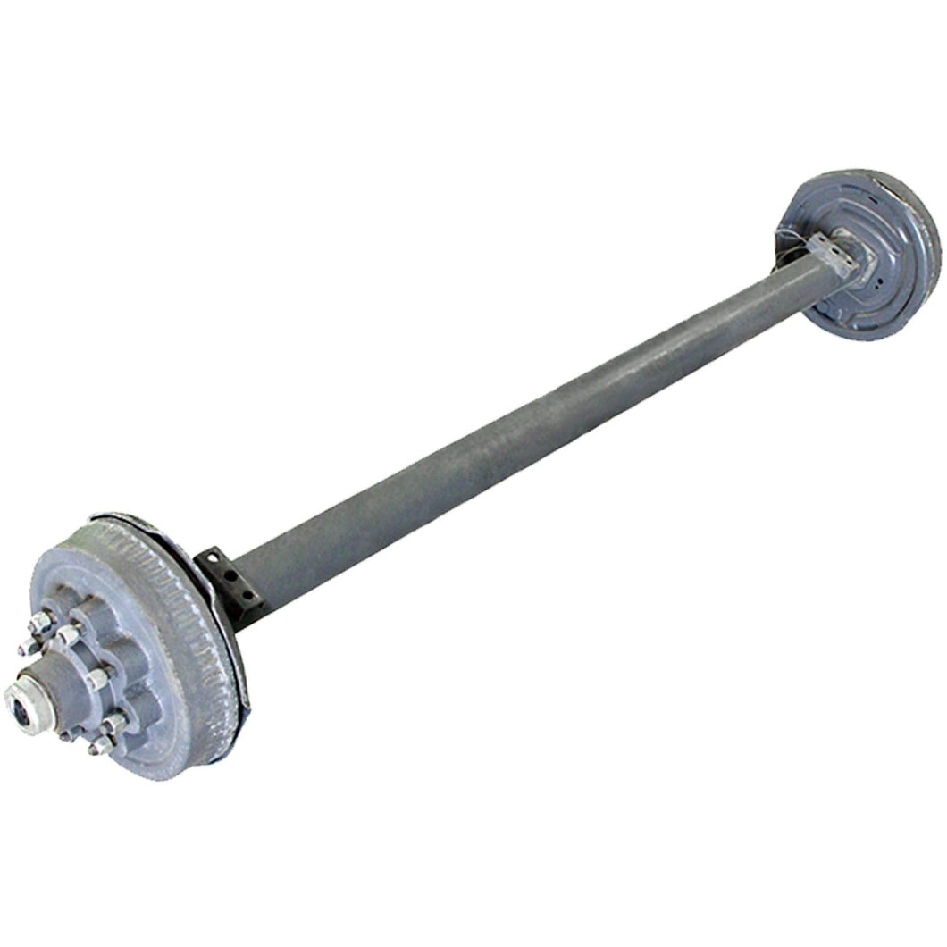 8k TK HD Trailer Axle - 8000 lb Electric Brake 8 lug