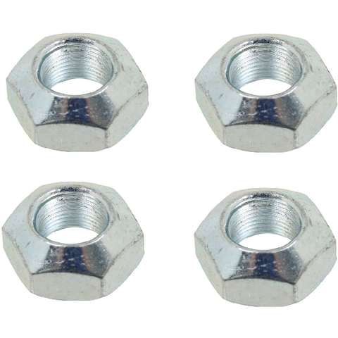 10 12k Nuts 10000 12000 lb Capacity 58 Lug Nut 006 109 00 Dexter Pack of 4