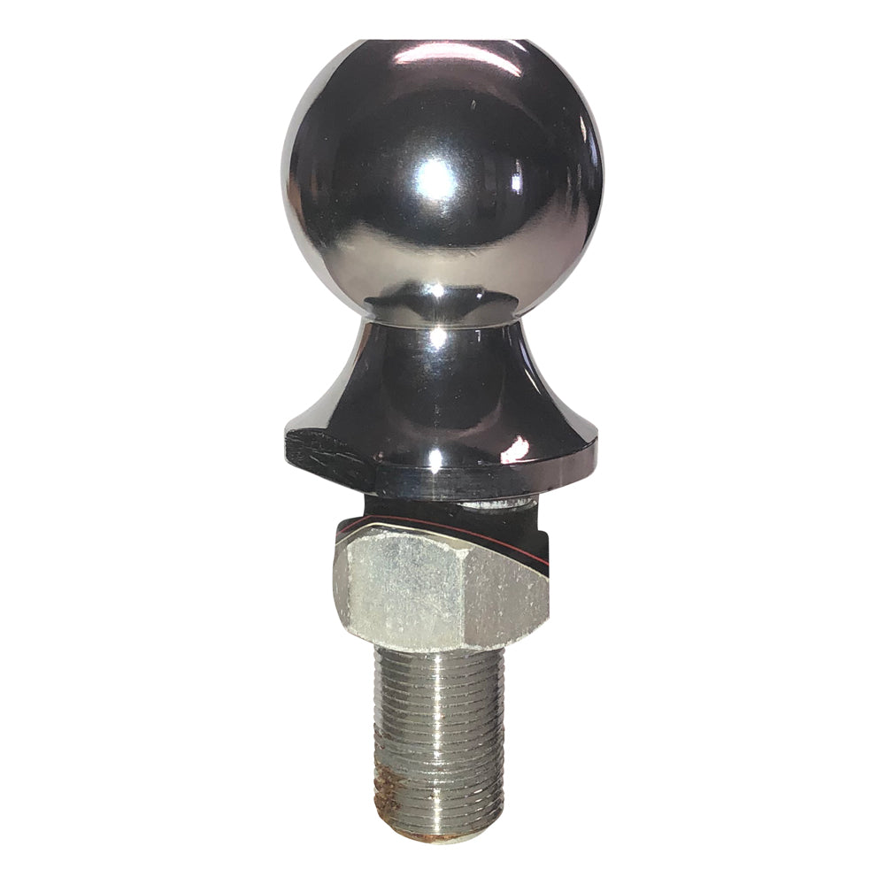 Chrome Finish Trailer Hitch Ball (6K Capacity) 2 5/16