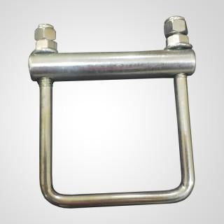 Anti Rattle D Clamps Trailer Ball Mount Tighten