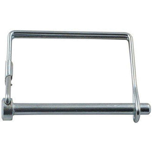 Prime Steel Zinc Trailer Coupler Saftey Pin