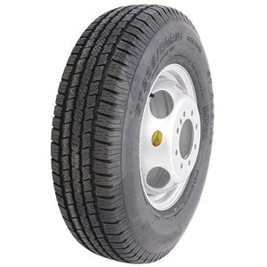 "Goodride 16"" 10 ply Radial Trailer Tire & Wheel - ST 235/80 R16 - 8 lug Dual"