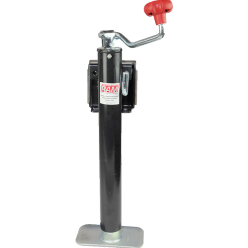 RAM Swivel 2k Trailer Jack - 2000 lb Top Wind