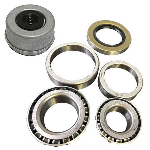 Texas Pride 8k (8000 lb Capacity) Bearing Kit