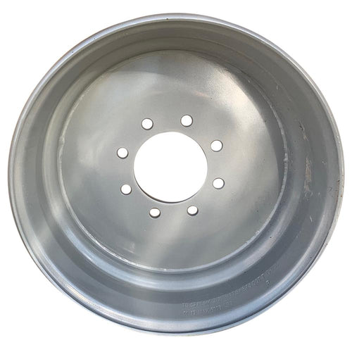"17.5"" x 6.75"" – 8 Lug Solid Steel Trailer Wheel – 8 x 6.5"" Single"