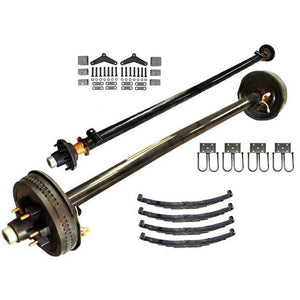 6000 lb TK Tandem Axle LD Kit - 12K Capacity (Axle Series)