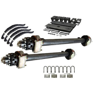 12,000 lb TK Tandem Axle Hydraulic Kit - 24K Capacity (Axle Series)