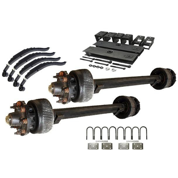 15,000 lb TK Tandem Axle Kit - 30K Capacity (Axle Series)