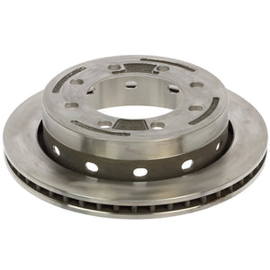 DeeMaxx 8000 lb Stainless Steel Slip Over 13.1 Inch Rotor - 8x6.5 Lug (5/8 Inch Holes)