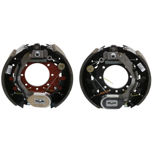 "Dexter NEV-R-ADJUST 9K/10k General Duty Trailer Axle Brake - 10,000 lb 12.25x3.375"" - Pair"