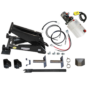 Dump Trailer Hydraulic Scissor Hoist / Lift Kit - 22000 lb - PH620