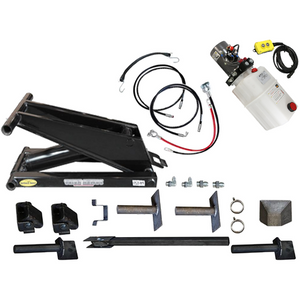 Dump Trailer Hydraulic Scissor Hoist / Lift Kit - 20000 lb - PH520