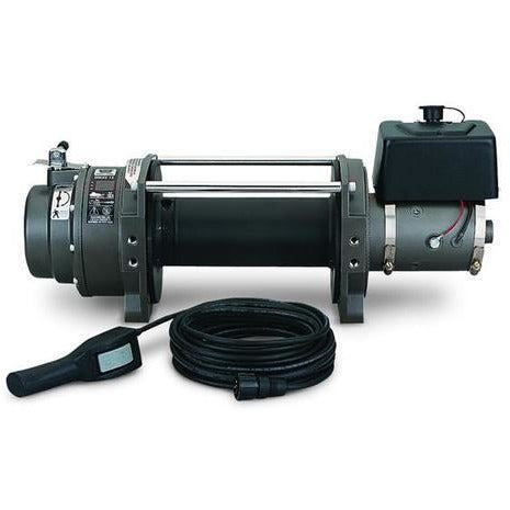 WARN Series 15DC - Industrial Winch - 15000 lb 12V DC Motor