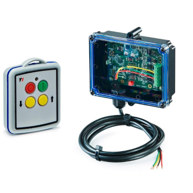 Lodar 2 Function Wireless Transmitter and Receiver
