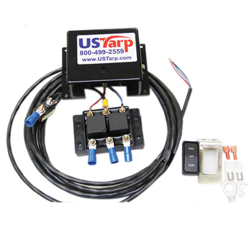 [SCHEMATICS_4US]  US Tarp EZ Switch Kit | The Trailer Parts Outlet | Reverable Tarp Switch Wiring Diagram |  | The Trailer Parts Outlet