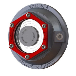 Valcrum HD Aluminum Trailer Oil Hub Cap for 10-16k Axles – ST400