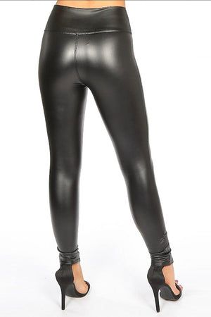High waist sleek leggings
