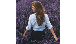 HOW LAVENDER CAN HELP YOU STOP WORRYING AND BE HAPPY