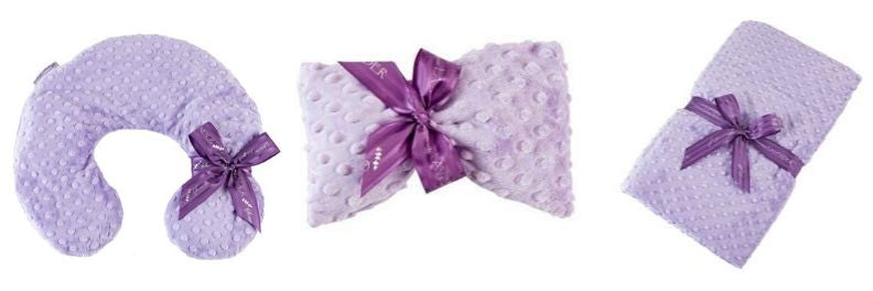 Sonoma lavender neck pillow spa mask spa blankie