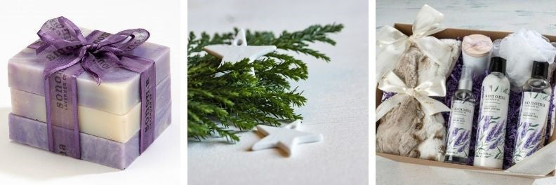 christmas spa gifts for beauty lovers sonoma lavender