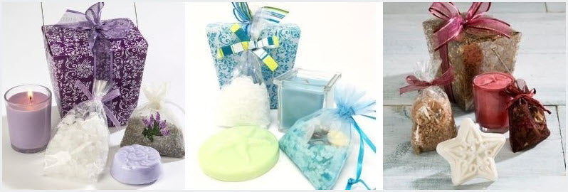 little treasure trove spa gift sets to pamper someone special