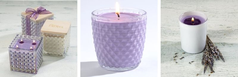 sonoma lavender candles