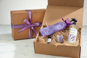 Lavender Bedtime Ritual At-Home Spa Kit