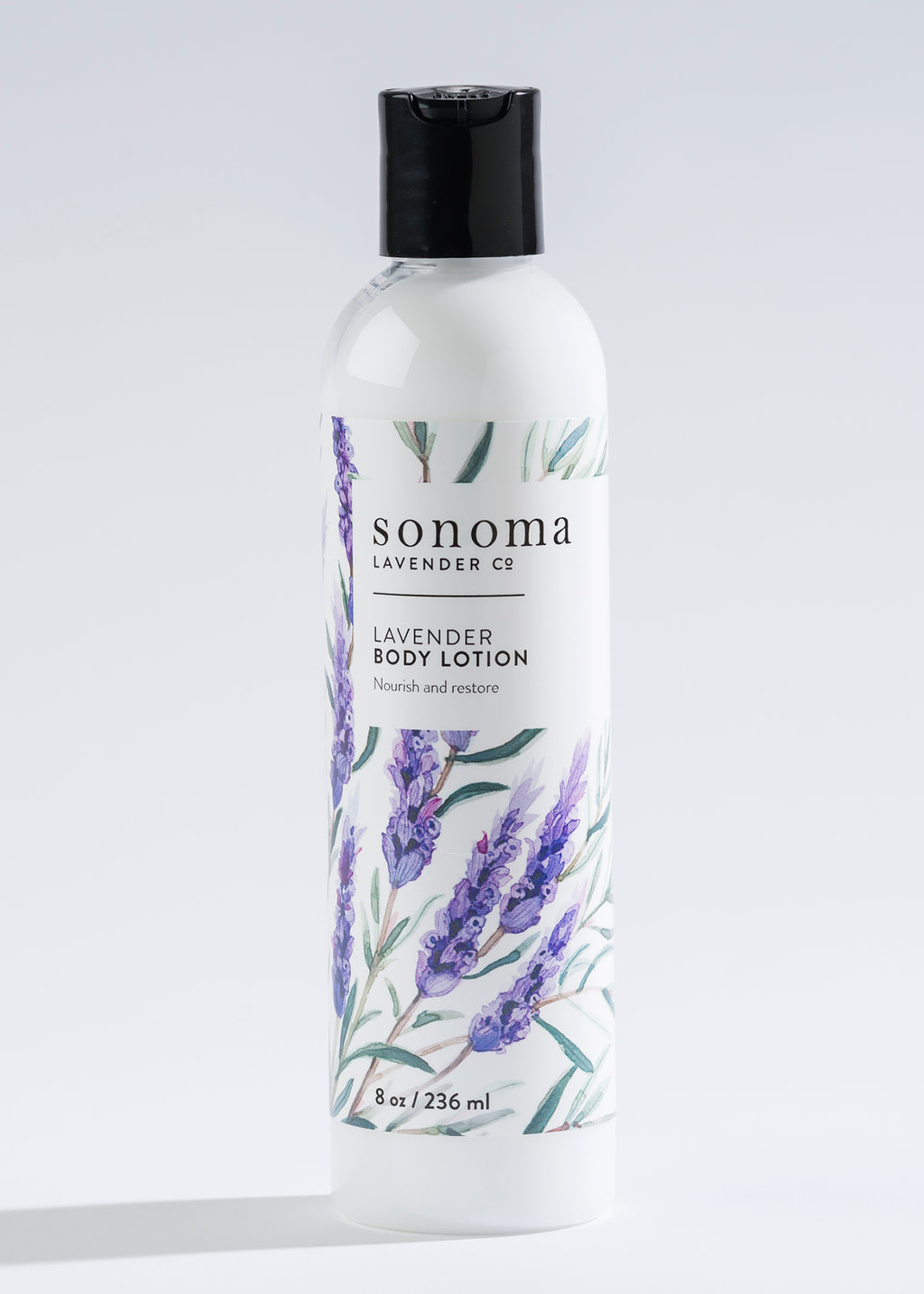Fragrant Lavender Body Lotion
