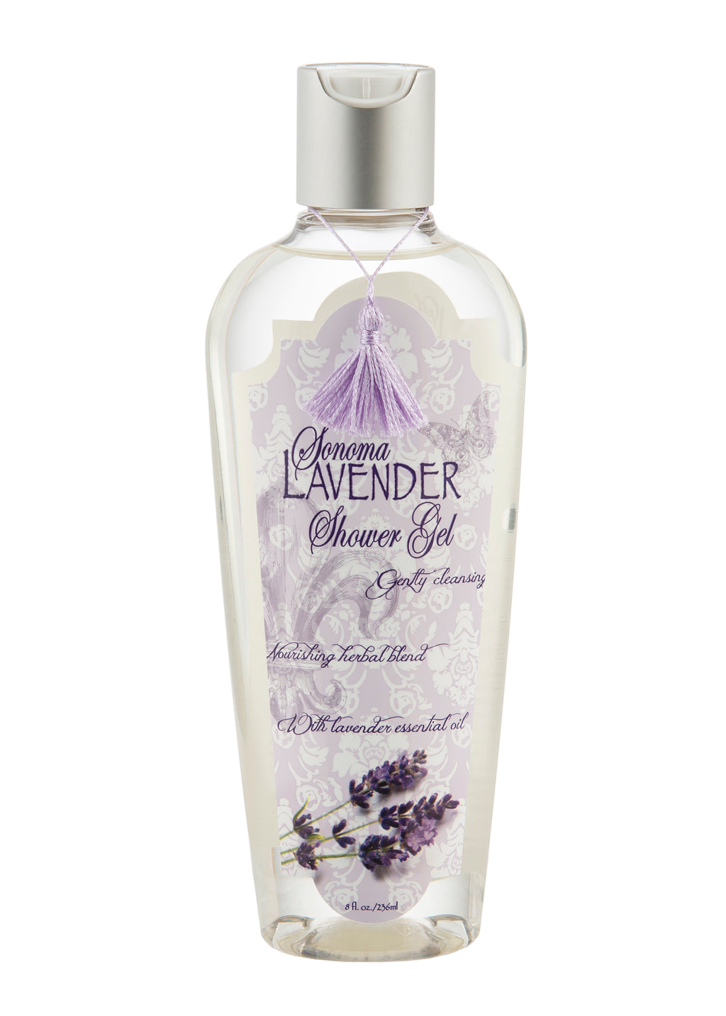 Classic Aromatic Lavender Shower Gel