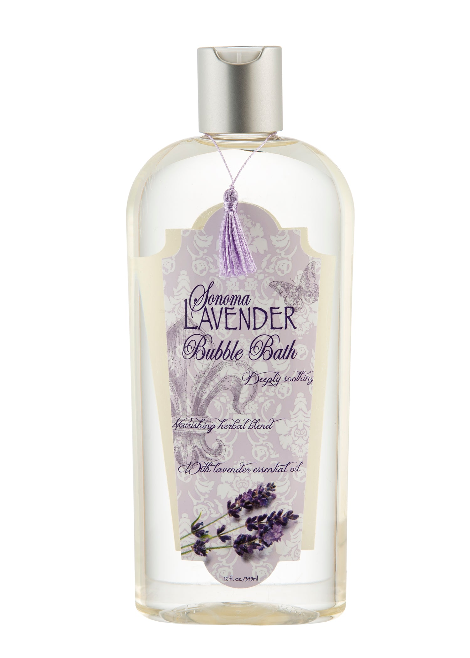 Classic Aromatic Lavender Bubble Bath