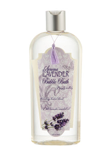 Aromatic Lavender Bubble Bath
