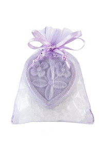 Lavender Bath Salt and Soap Mini - Set of 25
