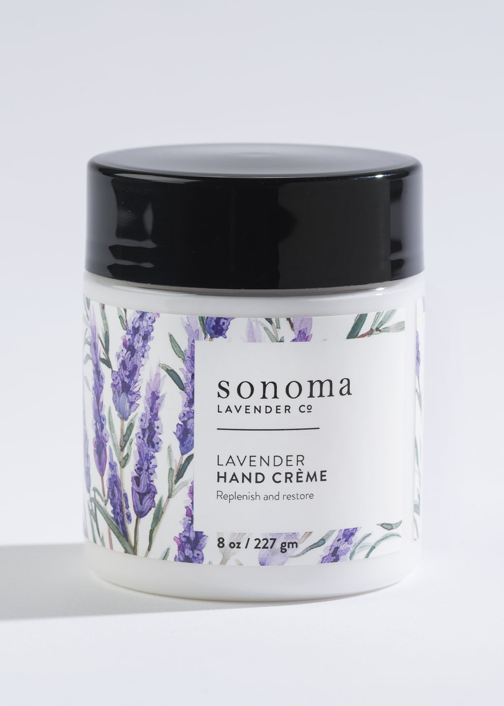 Luxuriously Moisturizing Lavender Hand Creme