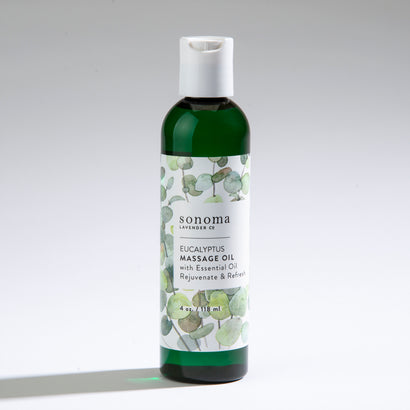 Generously Rich Eucalyptus Massage Oil