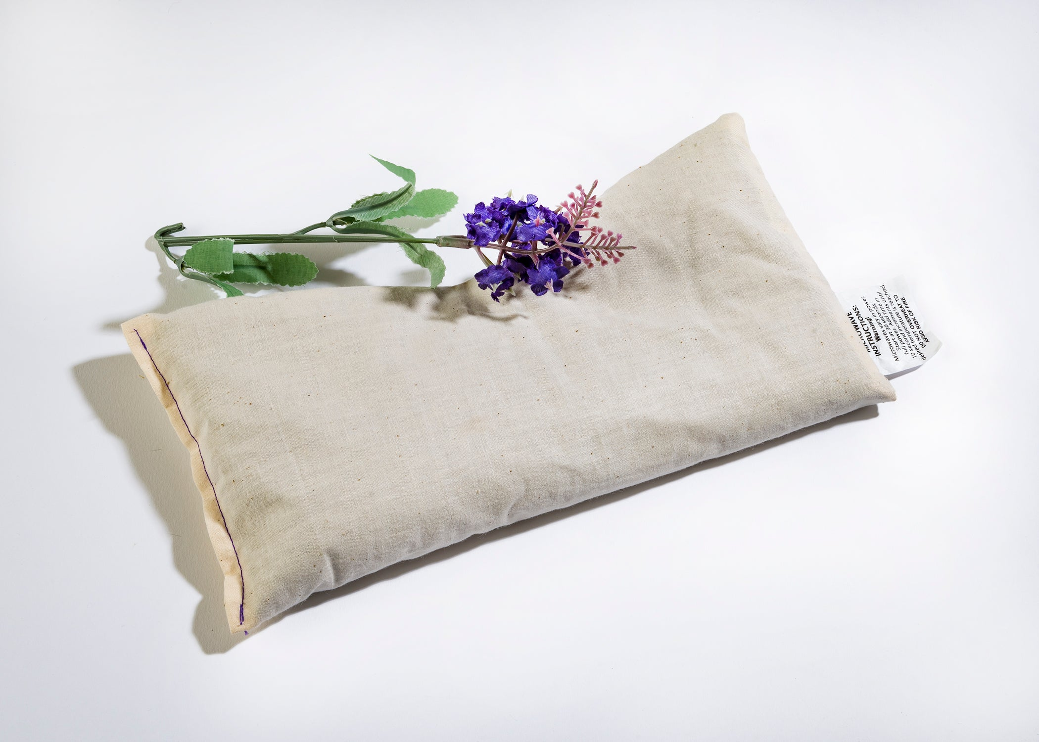"Replacement Lavender Insert for Spa Mask (5"" x 9"")"