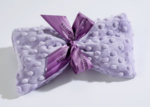 Lavender Spa Mask in Classic Lilac Dot Fabric