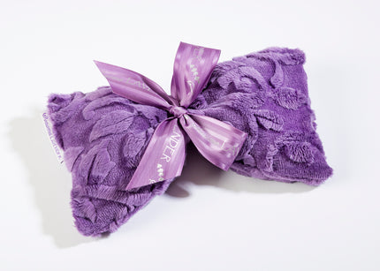 Lavender Spa Mask in Violet Vine