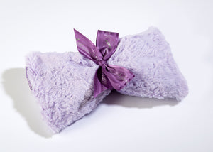 Lavender Scented Spa Mask In Lavender Luxe