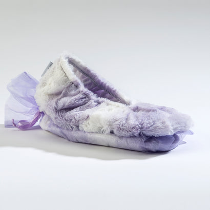 Lavender Lilac Wisp Footies
