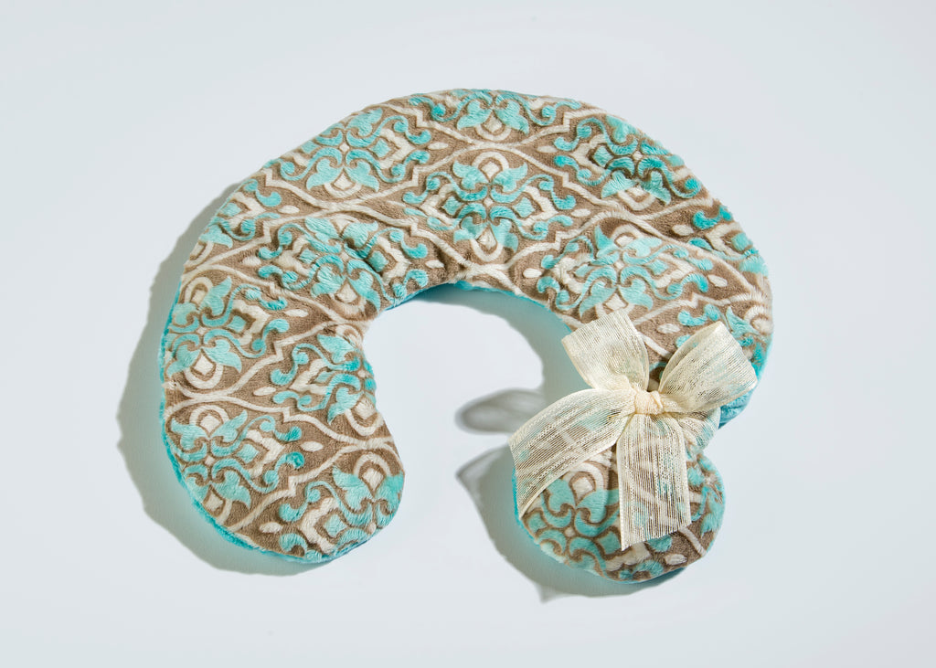 Ocean Aire Spa Neck Pillow in La Mer