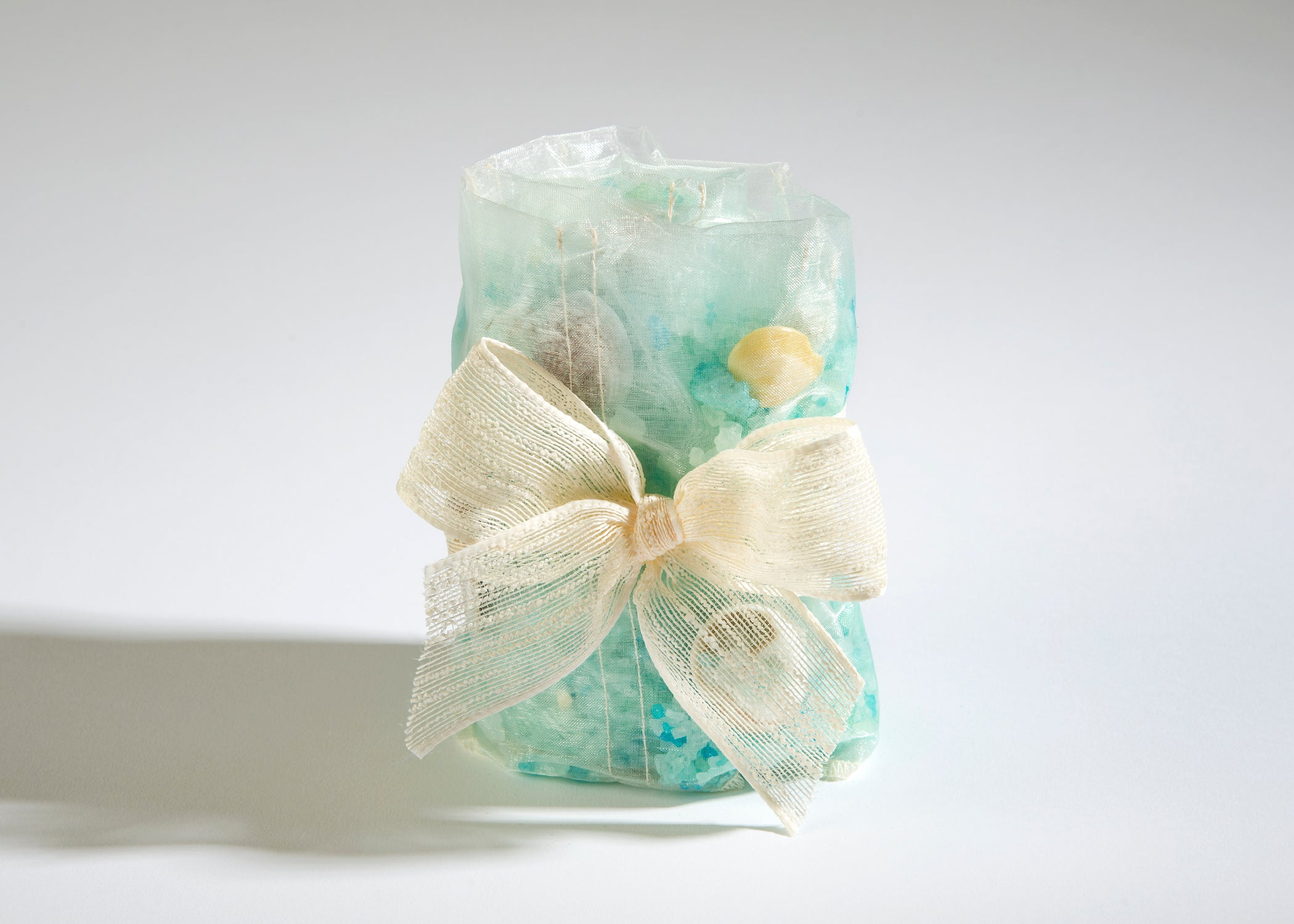 Ocean Aire Scented Sachet-by-the-Yard with Seashells