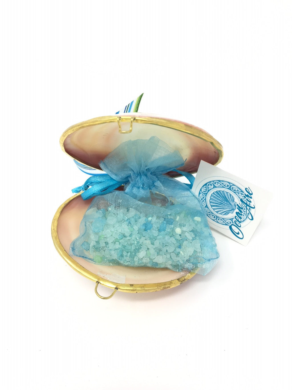 OceanAire Shell Purse Sachet