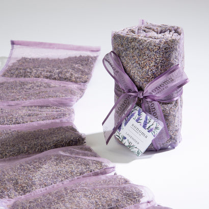 Lavender Sachets-by-the-Yard