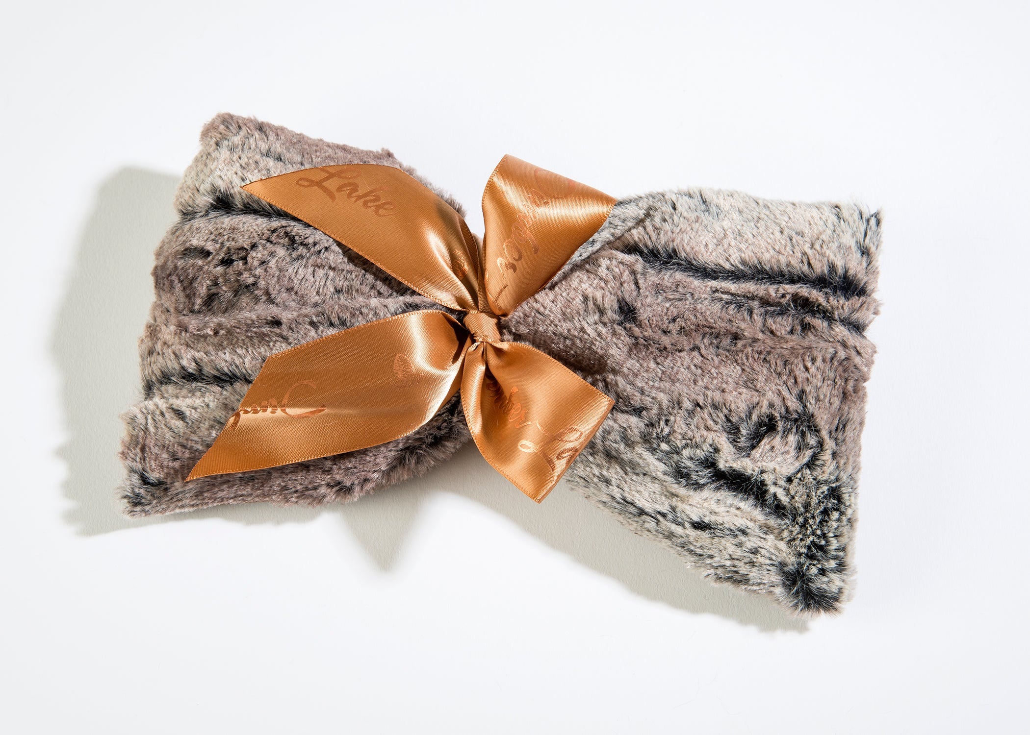 Timber Lake Spa Mask in Woodland Faux Fur
