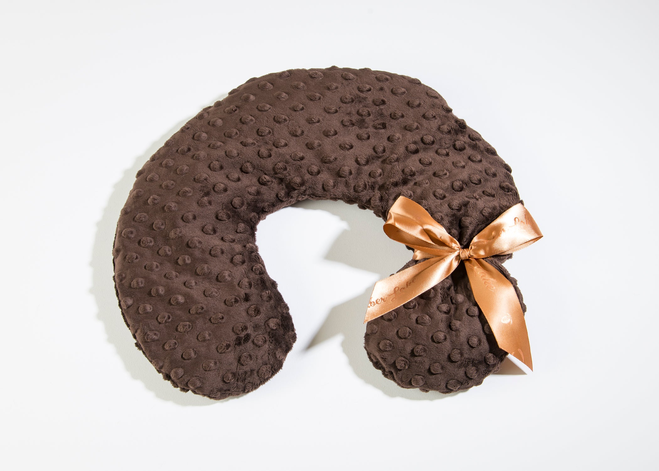 Timber Lake Spa Neck Pillow in Sedona Brown