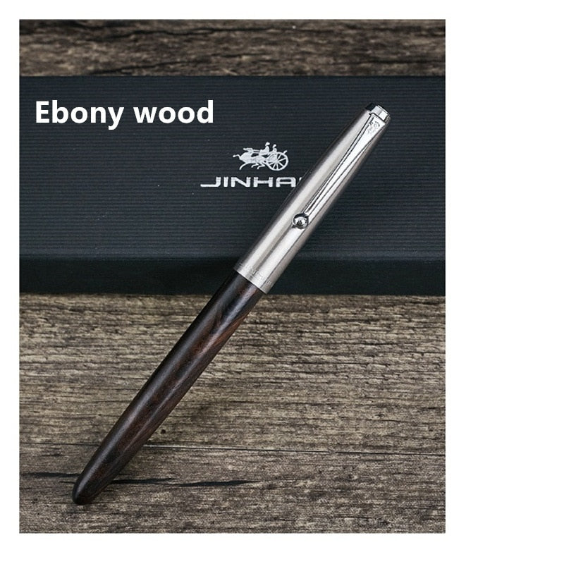 Classic Wood Fountain pen 0.38mm extra fine nib