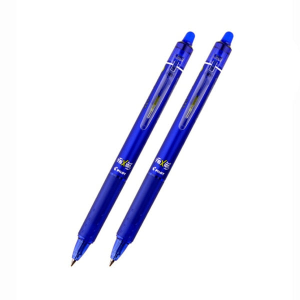FriXion 0.7mm Erasable Gel Pen Fine Point