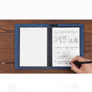 Elfinbook™ Smart Erasable Sketchbook with Hard Cover