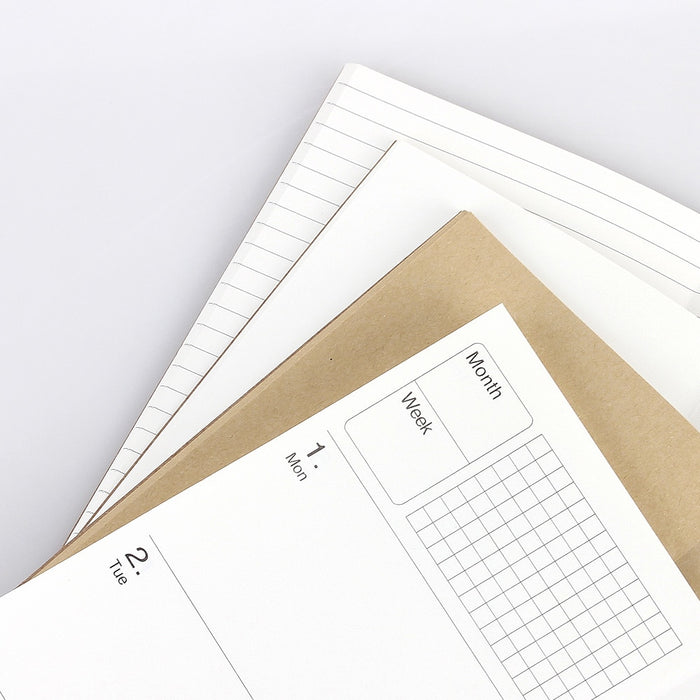 Traveler's Notebook Paper Refills - 1pc